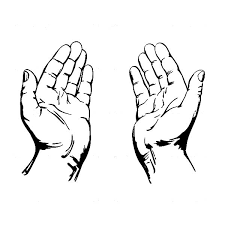 Jesus praying hands clipart picture free Image result for praying hands | sentiments | Praying hands drawing ... picture free