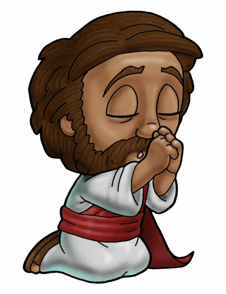 Jesus prayiong clipart black and white library Png Free Library - Praying Jesus Clip Art Free Free PNG Images ... black and white library