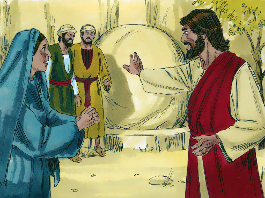 Jesus raised lazarus from the dead clipart image black and white library FreeBibleimages :: Lazarus is raised from the dead :: Jesus raises ... image black and white library