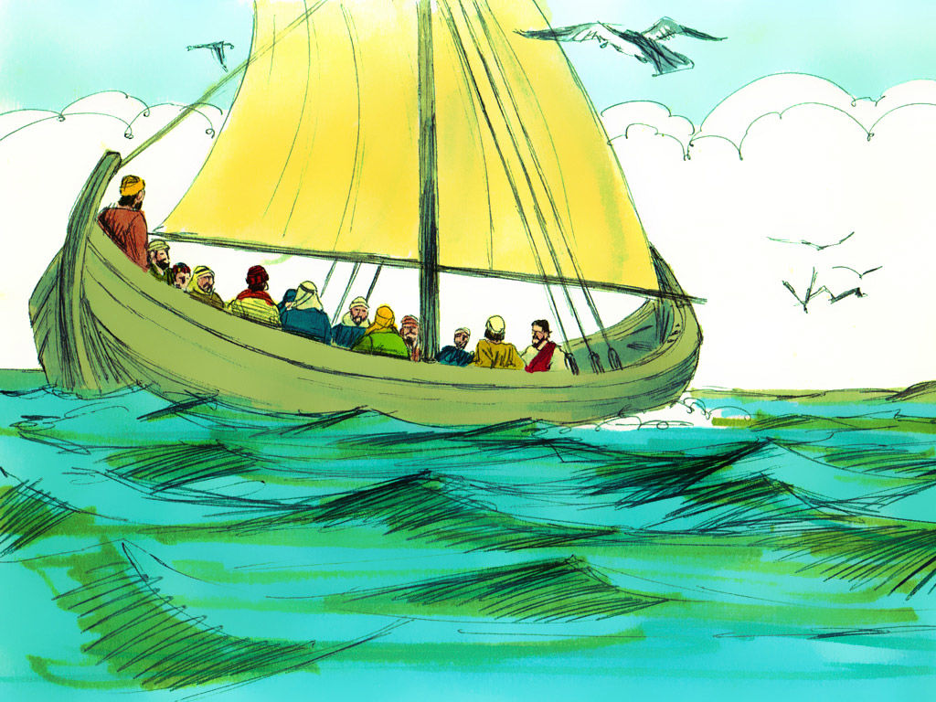 Jesus row boat clipart png freeuse download Jesus row boat clipart - ClipartFest png freeuse download