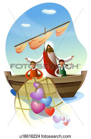 Jesus row boat clipart clip transparent download Jesus row boat clipart - ClipartFox clip transparent download