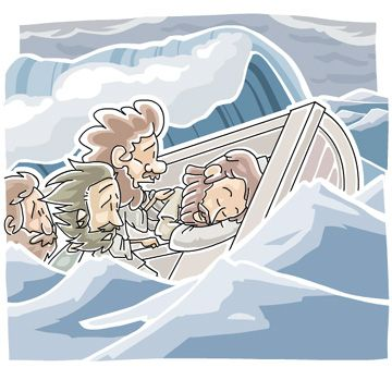 Jesus row boat clipart picture royalty free library The wind and the sea obey Jesus | Tempête apaisée | Pinterest ... picture royalty free library