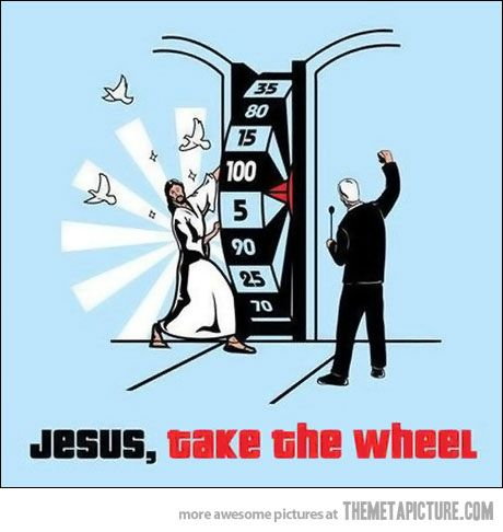 Jesus spinning the price is right wheel clipart png royalty free download Take it Jesus! | Humor...sarcastic or not... | Funny ... png royalty free download