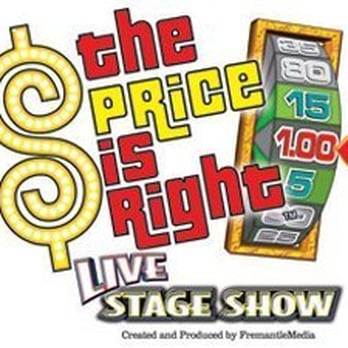 Jesus spinning the price is right wheel clipart banner free library The Price is Right, Live! - 13 Photos & 53 Reviews ... banner free library