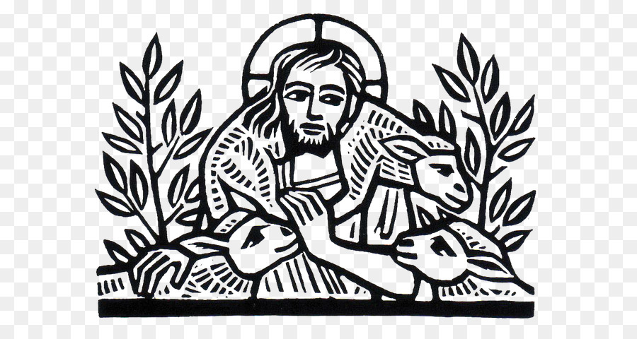 Jesus the good shepherd clipart images graphic royalty free stock Jesus Cartoon png download - 680*478 - Free Transparent Good ... graphic royalty free stock