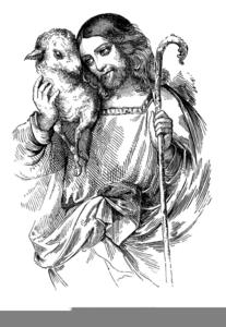 Jesus the good shepherd clipart images svg free Free Clipart Of Jesus The Good Shepherd | Free Images at Clker.com ... svg free
