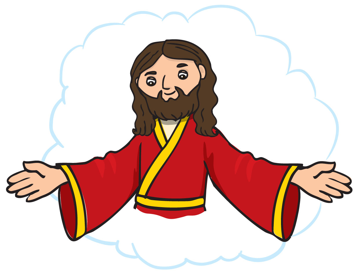 Jesus with with us clipart picture free Jesus clipart for kids - ClipartFox picture free