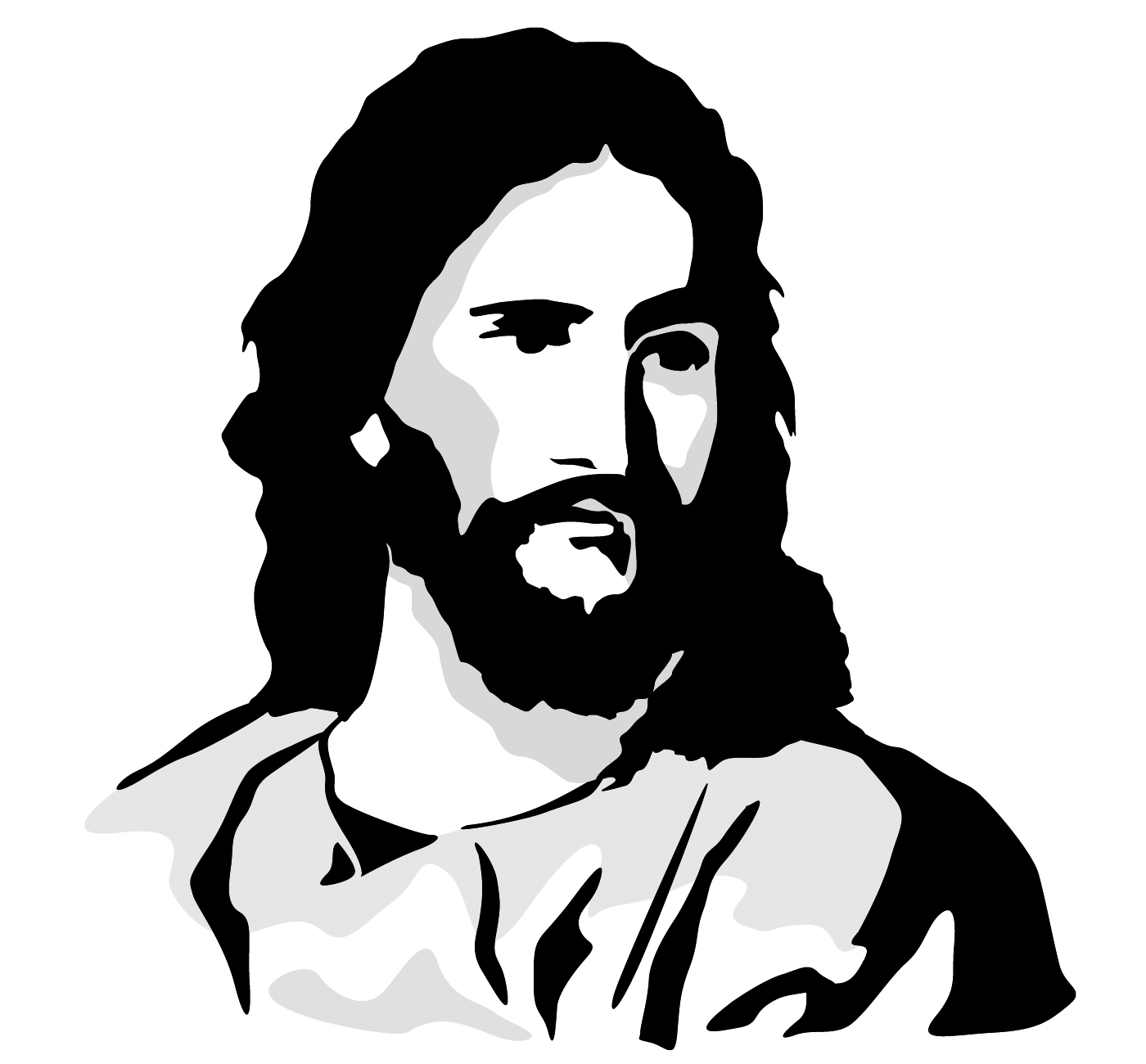 Jesus with with us clipart clip black and white library Appointment with jesus clipart - ClipartFest clip black and white library