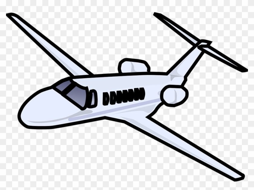 Jet clipart graphic library Flight Clipart Airplane Trip - Jet Clipart, HD Png Download ... graphic library