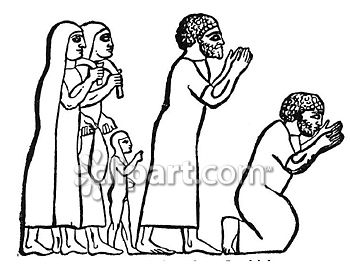 Jewish child praying clipart black and white vector stock Clipart.com School Edition Demo vector stock