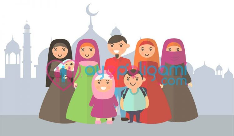 Jews poligamy clipart graphic transparent library Indonesian Man Creates Polygamy Dating App That Helps Men ... graphic transparent library