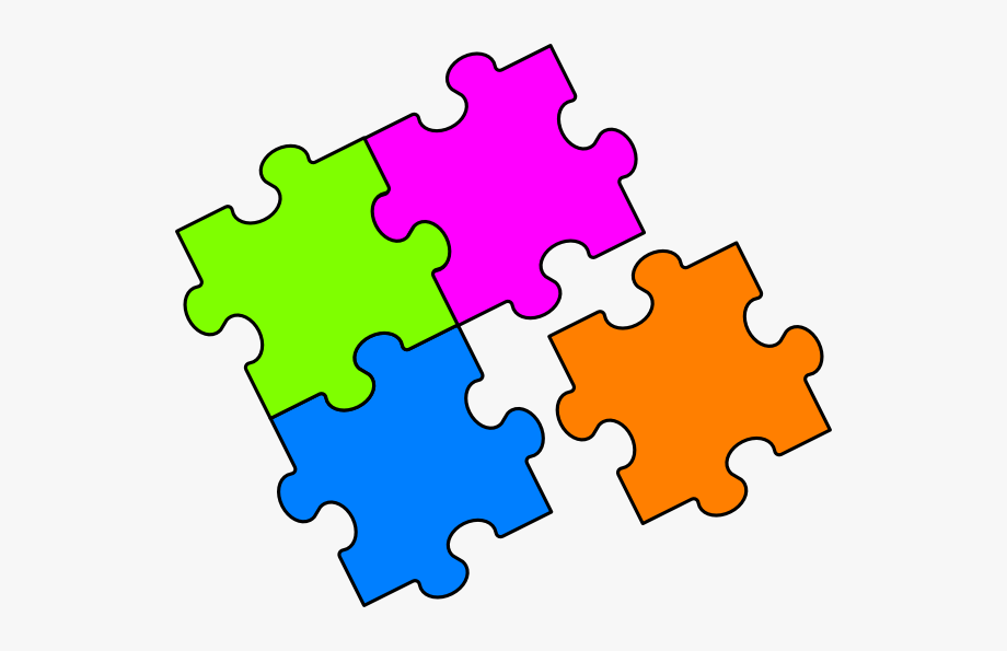 Jigsaw puzzle free clipart graphic library Printable Puzzle Template Clipart Free To Use Clip - Puzzles ... graphic library