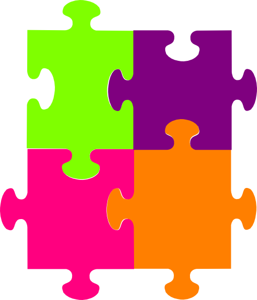 Jigsaw puzzle free clipart image black and white library Free Jigsaw Puzzle Clipart, Download Free Clip Art, Free ... image black and white library