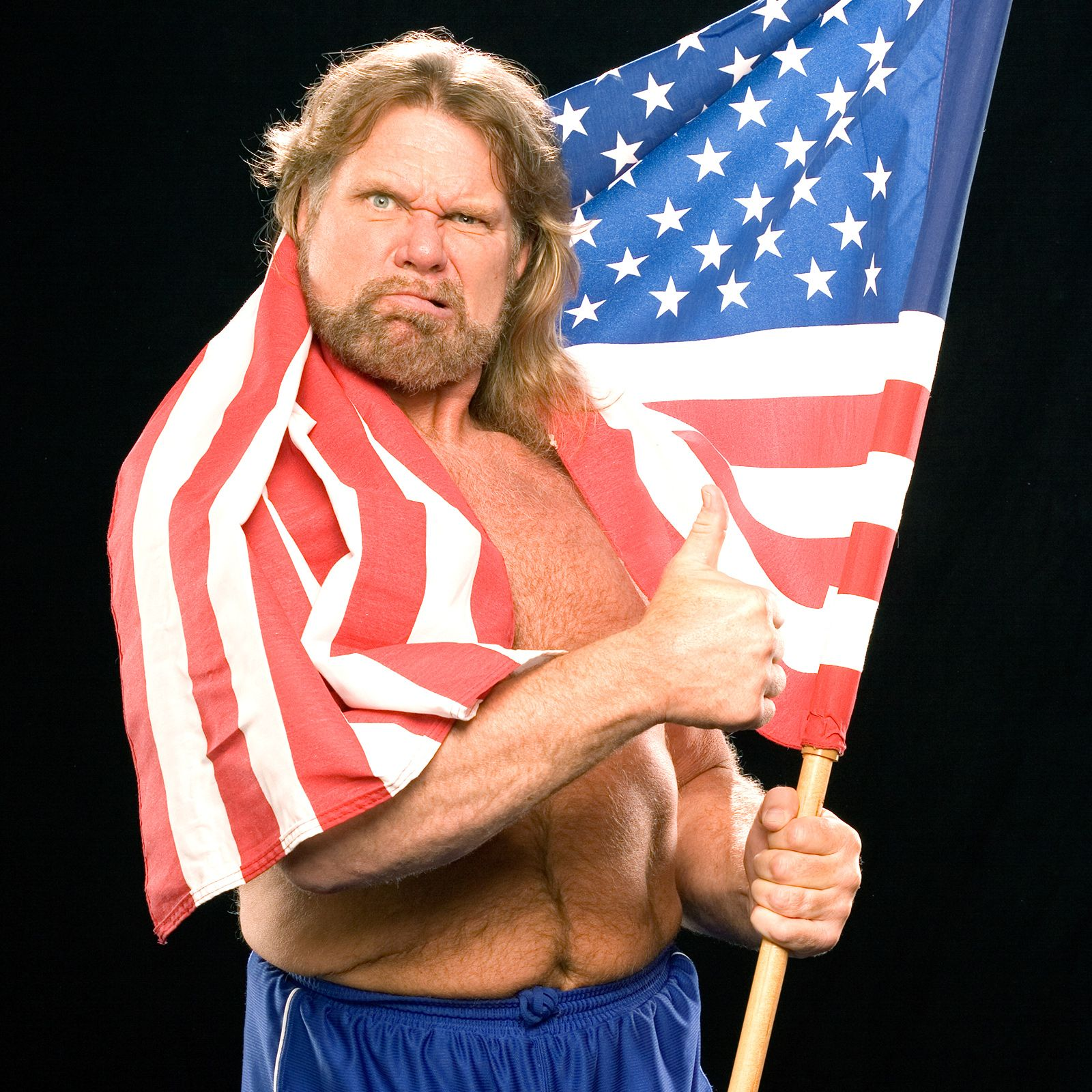Jim duggan clipart graphic free library WWE #WWF #Hacksaw #Jim #Duggan | wrestling | Wwe, Wrestling ... graphic free library
