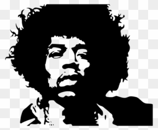 Jimi hendrix clipart png free library Free PNG Jimi Hendrix Clip Art Download - PinClipart png free library