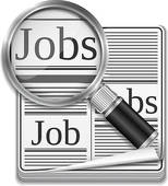 Job search clipart png royalty free stock Job Search Clip Art - Royalty Free - GoGraph png royalty free stock