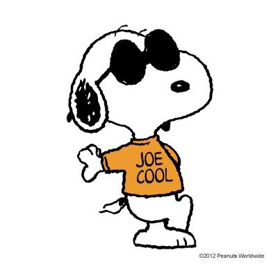 Joe cool clipart vector royalty free library Joe Cool Everything SNOOPY Pinterest - Free Clipart vector royalty free library