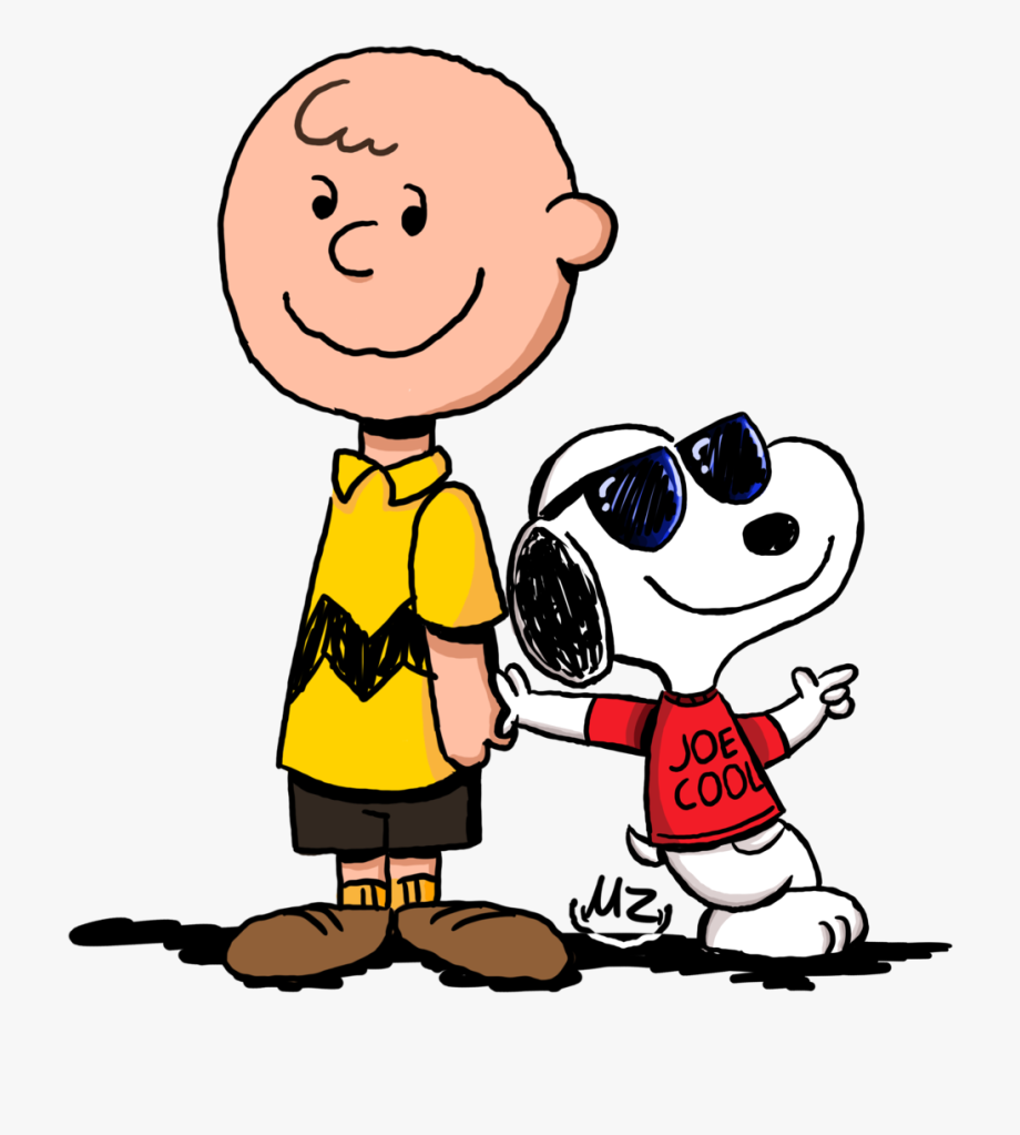 Joe cool clipart banner black and white library Snoopy Thanksgiving Cliparts - Charlie Brown And Snoopy Joe ... banner black and white library