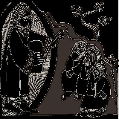 John 18 33-37 black & white clipart jpg royalty free download Historical Cultural Context | Saint Louis University Sunday ... jpg royalty free download