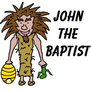 John baptist clipart graphic library stock John the baptist clipart 5 » Clipart Station graphic library stock