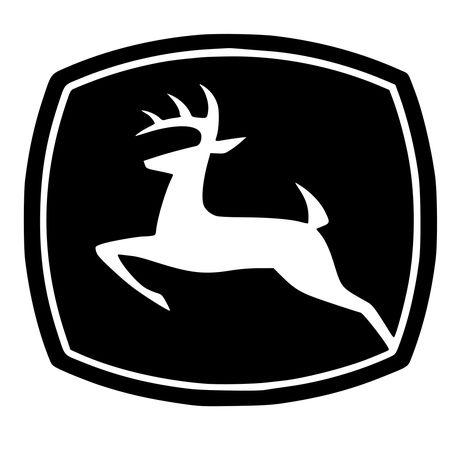 John deere logo clipart black and white clipart black and white stock Pinterest clipart black and white stock