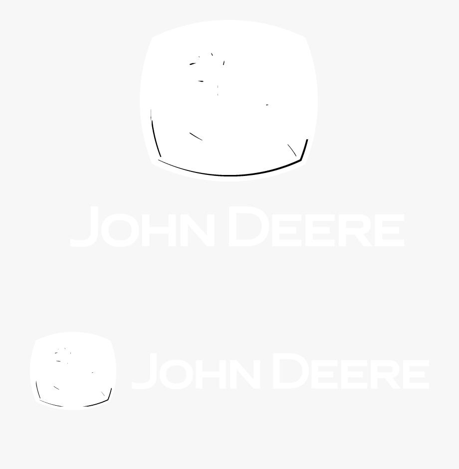 John deere logo clipart black and white vector free download John Deere Logo Black And White - Line Art #1808775 - Free ... vector free download