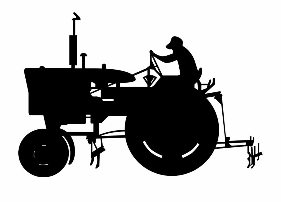 John deere logo clipart black and white picture free stock John Deere Tractor Agriculture Black And White Clip ... picture free stock