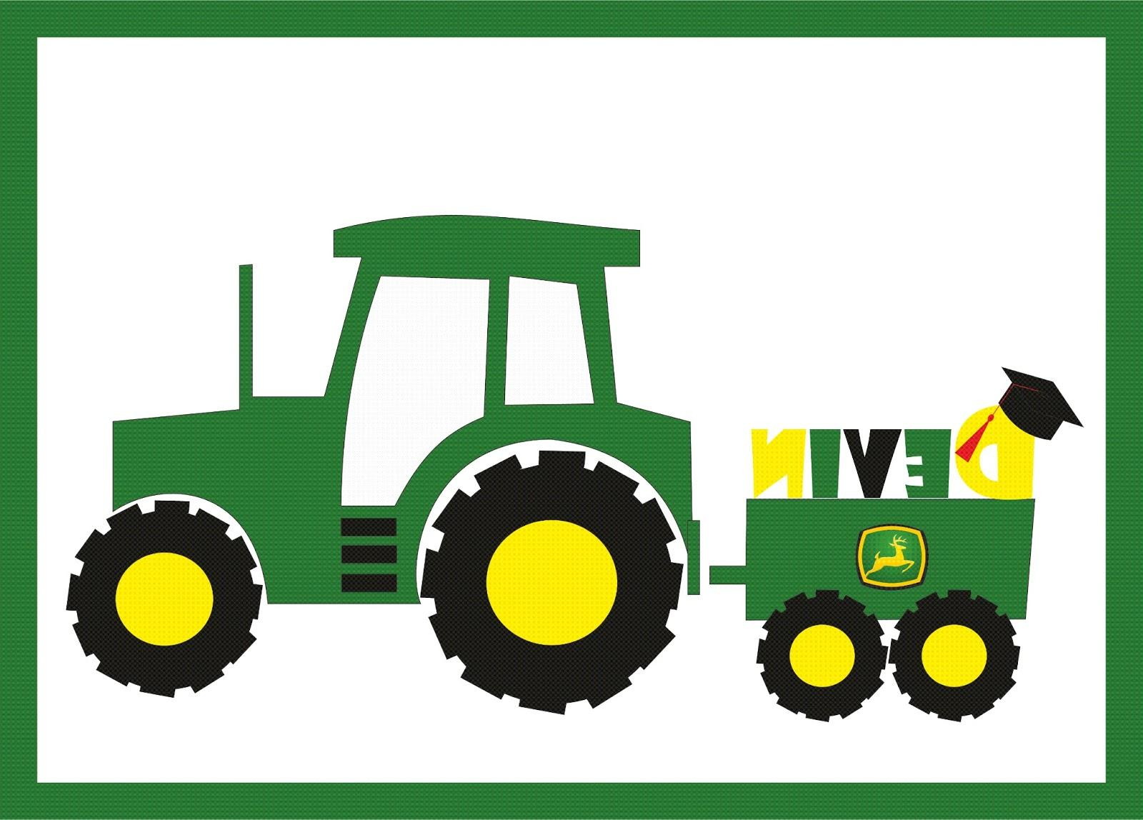 John deere tractor clipart free clip art library John Deere Top Tractor Clip Art Cdr Free Vector Images Png ... clip art library