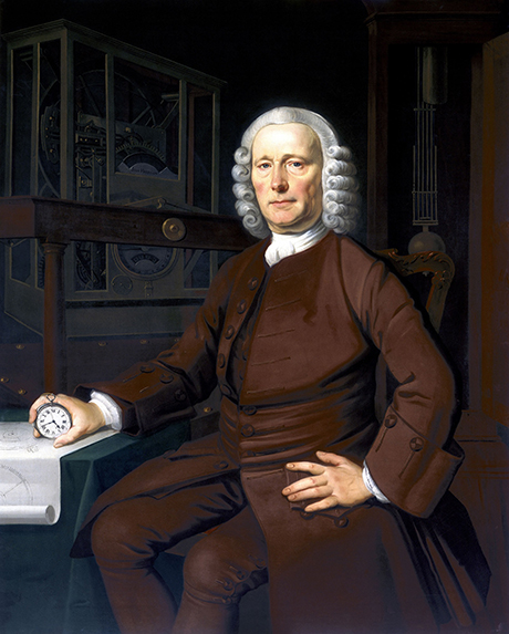 John harrison clipart image royalty free download John Harrison (1693-1776) | THE SEIKO MUSEUM image royalty free download