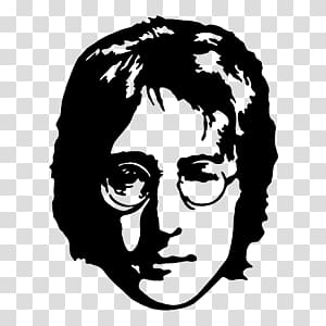 John harrison clipart png freeuse download John Lennon transparent background PNG clipart | HiClipart png freeuse download