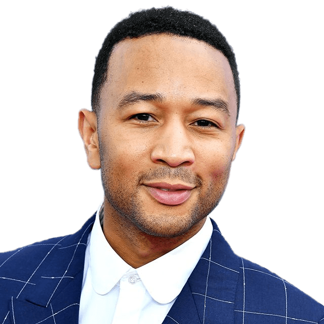 John legend clipart png library library John Legend Portrait transparent PNG - StickPNG png library library