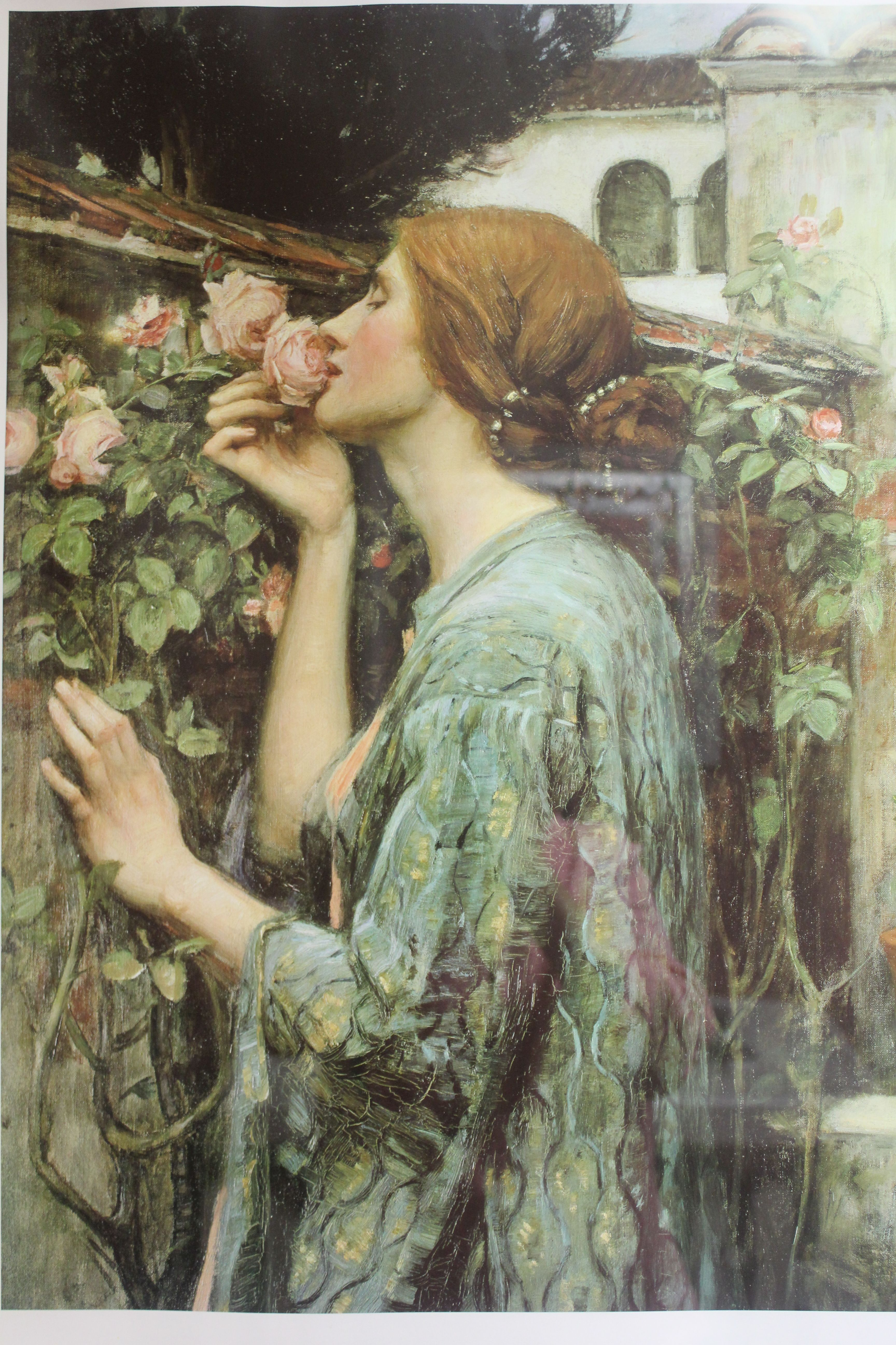 John william waterhouse clipart free library A beautiful painting by John William Waterhouse. | Art - all kinds ... free library