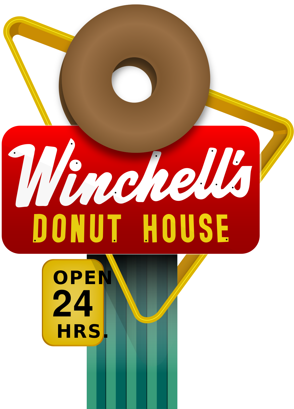 Joho-s bean interactive form image clipart clipart royalty free stock Winchell\'s Donuts - Wikipedia clipart royalty free stock