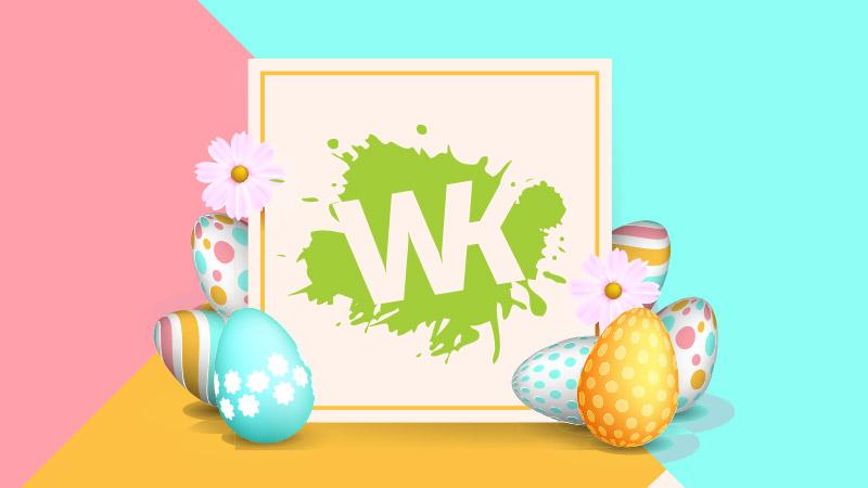 Join us for easter sunday 2018 clipart jpg black and white stock Church Easter Egg Hunt | Ward Church jpg black and white stock