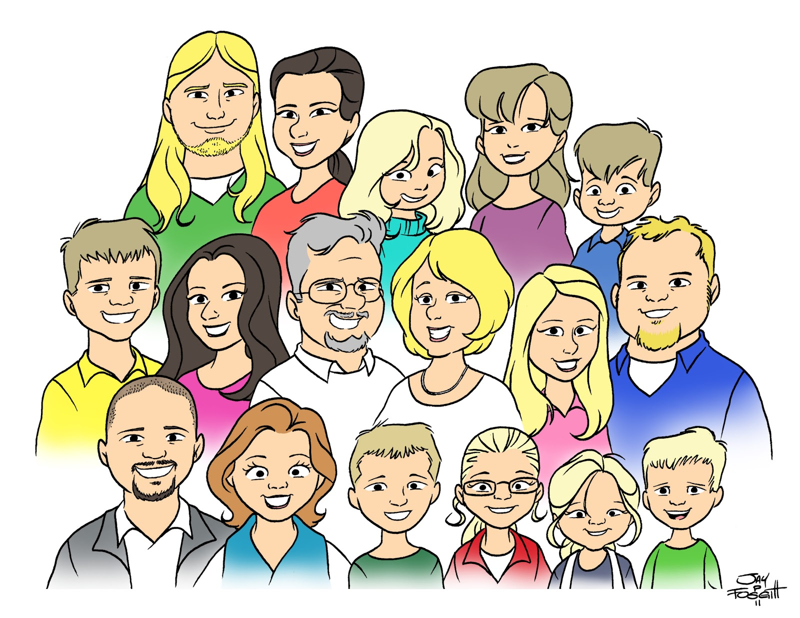 Clipart of a big family image download Indian joint family clipart 6 » Clipart Station image download