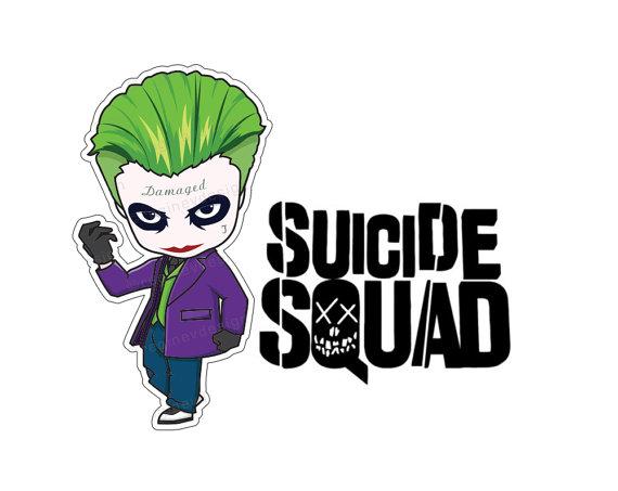 Joker and harley clipart clip art download Joker Suicide Squad Clipart Vector Illustration Harley clip art download