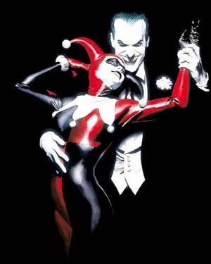 Joker and harley quinn vector free stock Harley Quinn - Wikipedia vector free stock