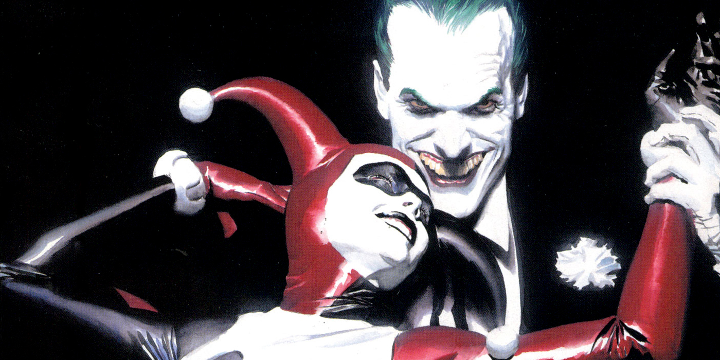 Joker and harley quinn vector free download 15 Moments That Define The Joker And Harley Quinn's Relationship ... vector free download