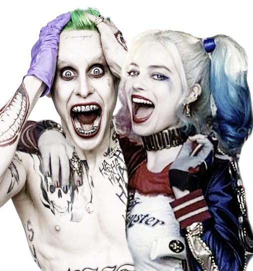 Joker and harley quinn svg transparent stock Joker and harley quinn - ClipartFest svg transparent stock