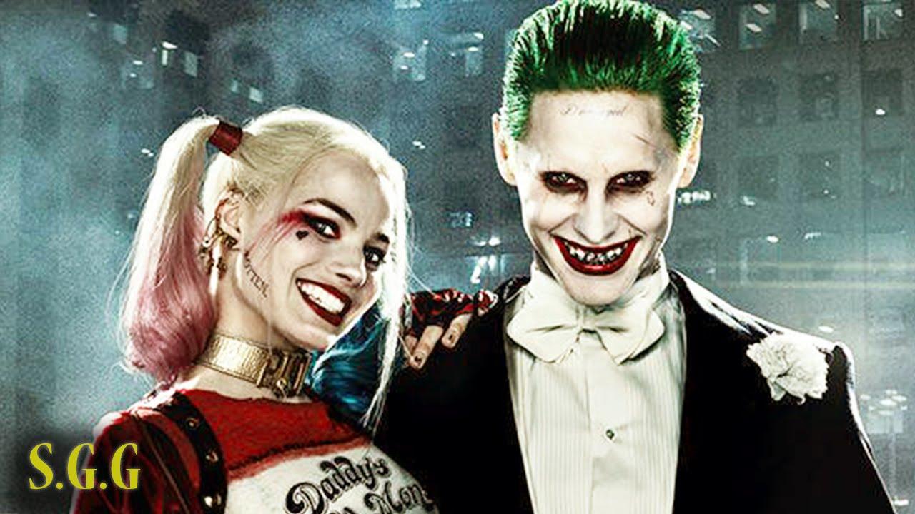 Joker and harley quinn svg black and white download Joker And Harley Quinn Mad Love Or Just Mad? - YouTube svg black and white download