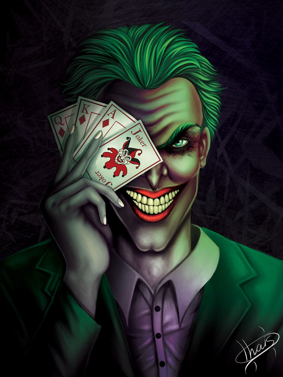 Joker and harley quinn graphic transparent download Colorful Joker And Harley Quinn Art - Sci-Fi Design graphic transparent download