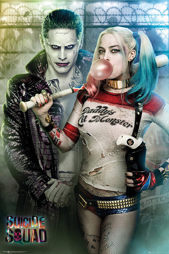 Joker and harley quinn clipart library download Joker and harley quinn - ClipartFest clipart library download
