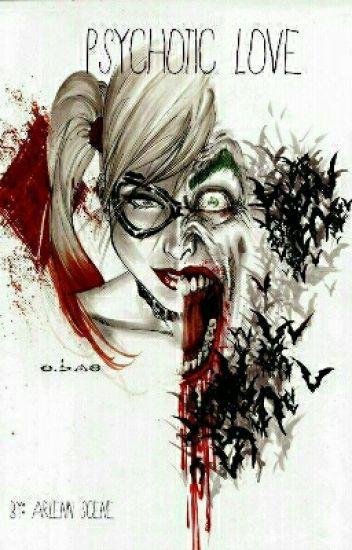 Joker and harley quinn clipart transparent Psychotic Love (Joker And Harley Quinn) - Arlenn Scene - Wattpad clipart transparent