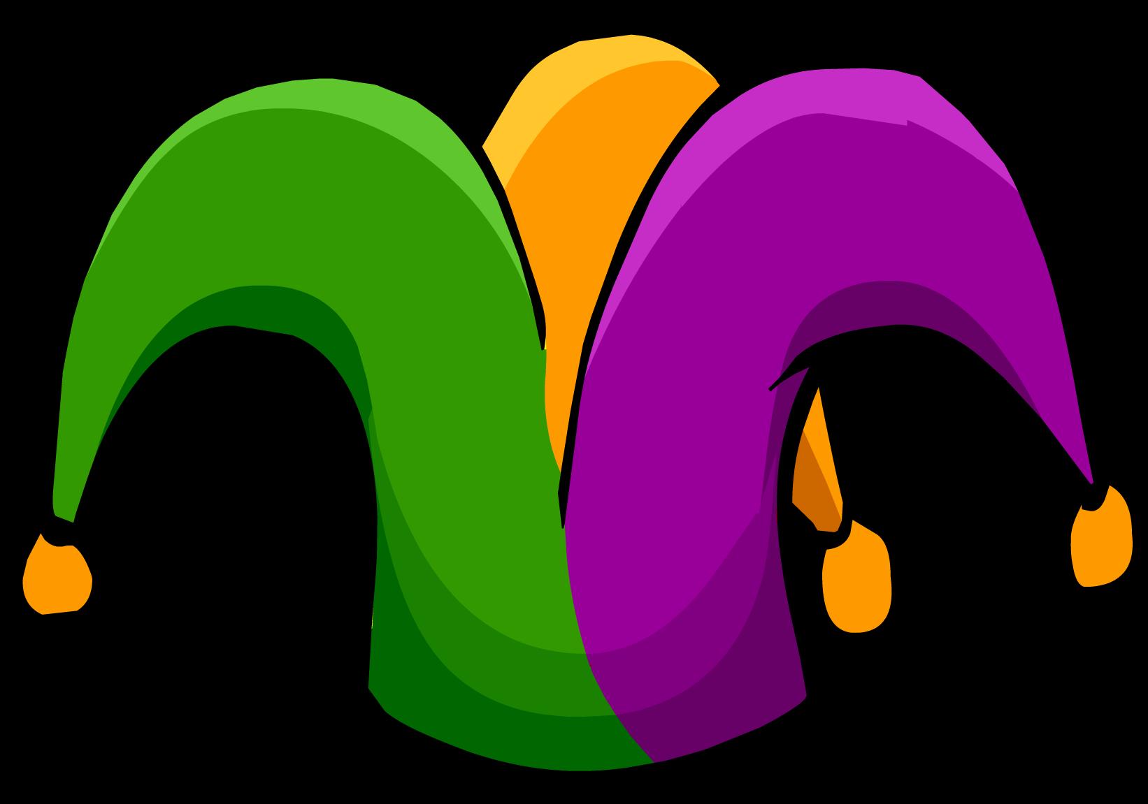 Joker cap clipart vector transparent download Court Jester Hat | Club Penguin Wiki | Fandom powered by Wikia vector transparent download