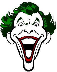 Joker clipart batman picture Joker Batman Logo - ClipArt Best picture