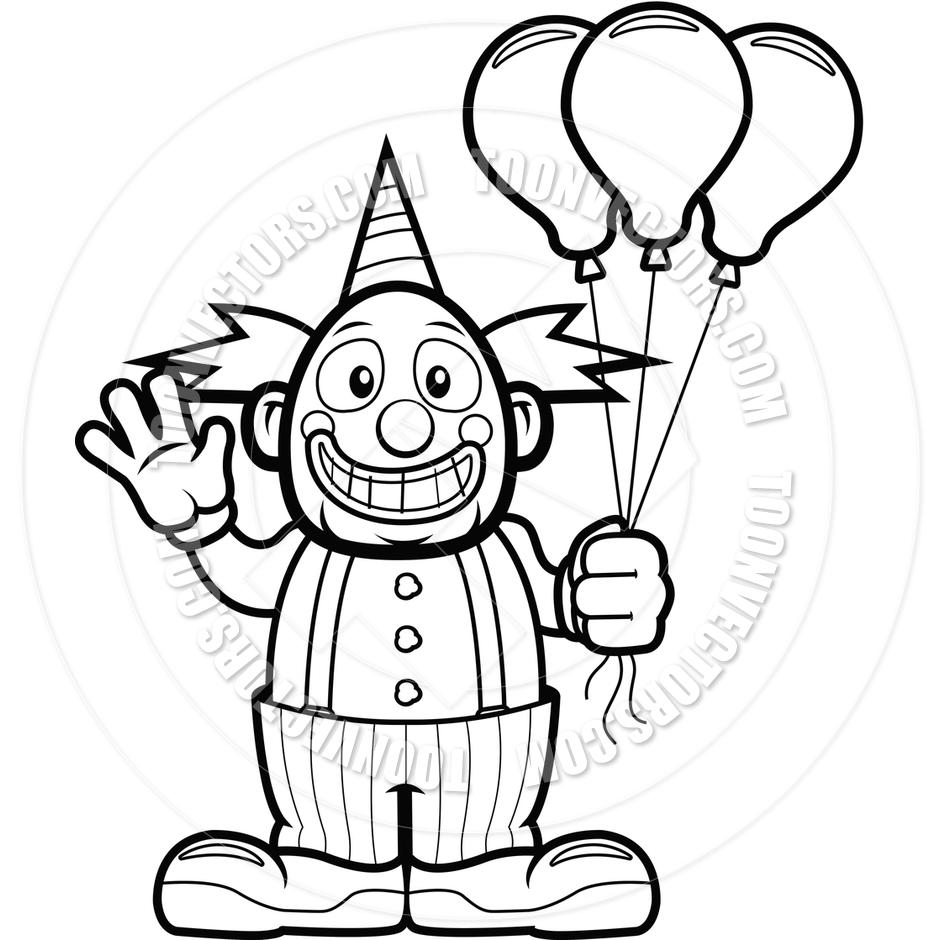 Joker clipart black and white banner freeuse library Clown Clipart Black And White | Clipart Panda - Free Clipart Images banner freeuse library