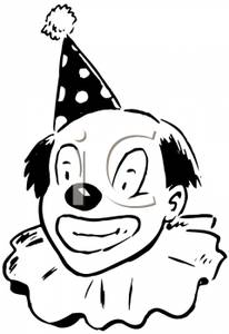 Joker clipart black and white picture royalty free download Joker face clipart black and white - ClipartFest picture royalty free download