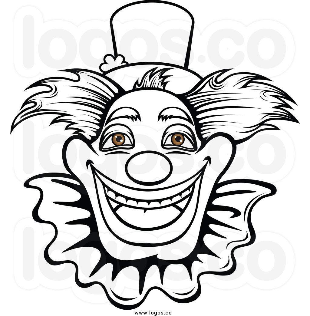 Joker clipart black and white image freeuse stock Clown Clipart Black And White | Clipart Panda - Free Clipart Images image freeuse stock