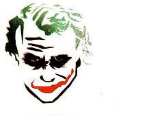 Joker clipart dark knight jpg download Dark knight joker clipart - ClipartFox jpg download