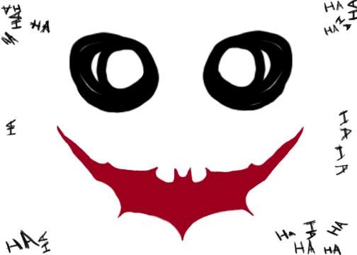 Joker clipart dark knight vector freeuse download Dark Knight Joker Logo - ClipArt Best vector freeuse download